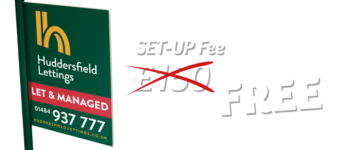 Free Set-up fee